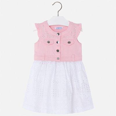 Платье Mayoral для девочки - розовый