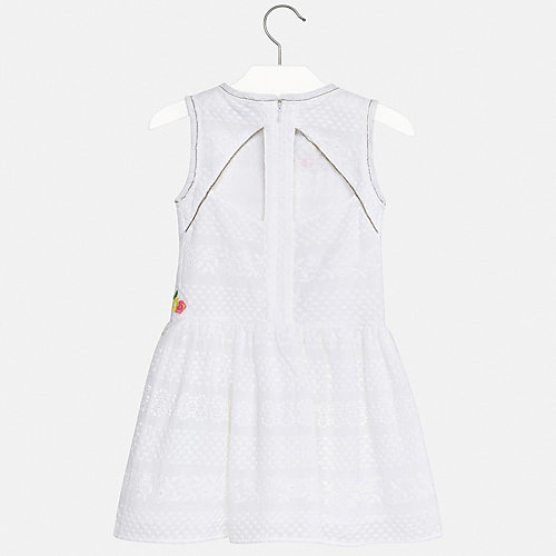 Платье Mayoral - белый от Mayoral