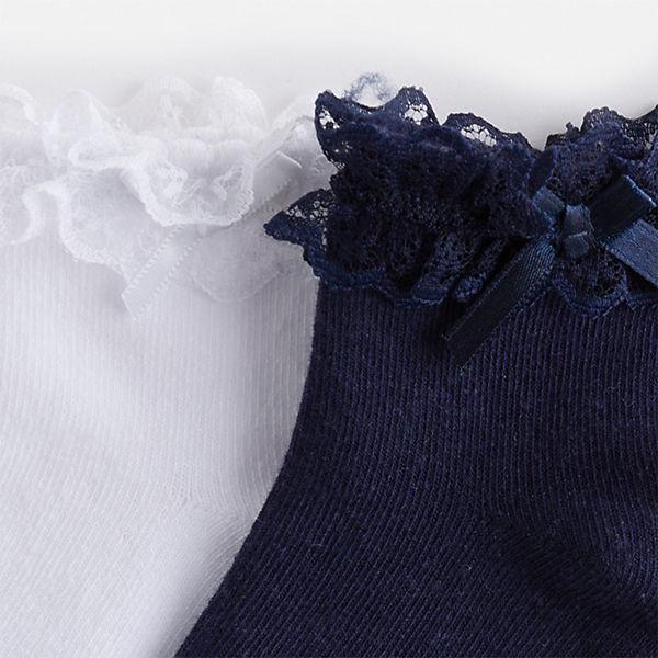 Комплект:2 пары носок Mayoral для девочки
