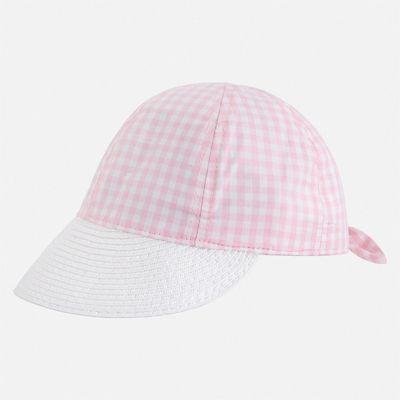 Шапка Mayoral для девочки - розовый