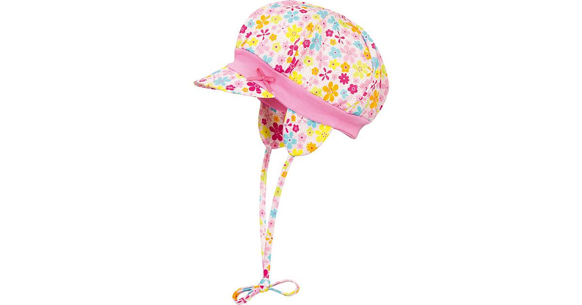 Baby Schirmmütze , UV-Schutz Gr. 43 Mädchen Baby