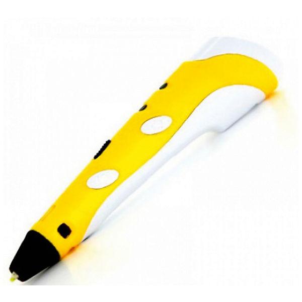 """3D ручка Spider Pen """"Start"""", желтая"""