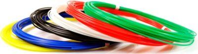 """Набор пластика для 3D ручек Unid """"PLA-6"""" 6 цветов, 10 м каждый"""