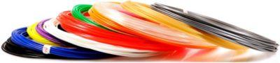 """Набор пластика для 3D ручек Unid """"PLA-12"""" 12 цветов, 10 м каждый"""