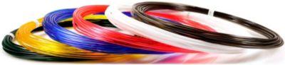 """Набор пластика для 3D ручек Unid """"PRO-6"""" 6 цветов, 10 м каждый"""
