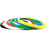 """Набор пластика для 3D ручек Unid """"KID-6"""" 6 цветов, 10 м каждый"""