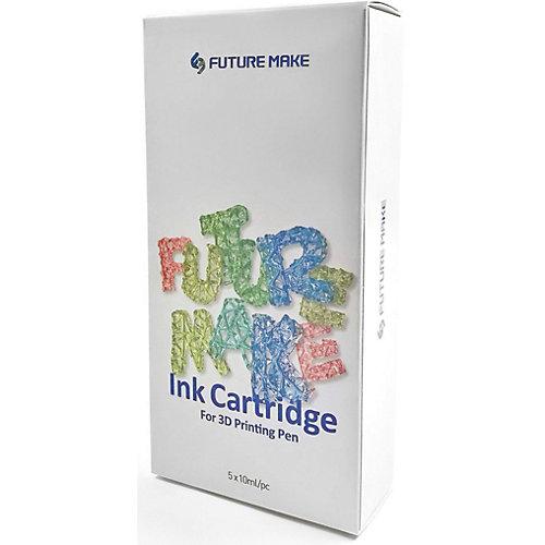 """Набор картриджей для 3D ручки Future Make """"Polyes PS"""" Микс А, 5шт от Future Make"""