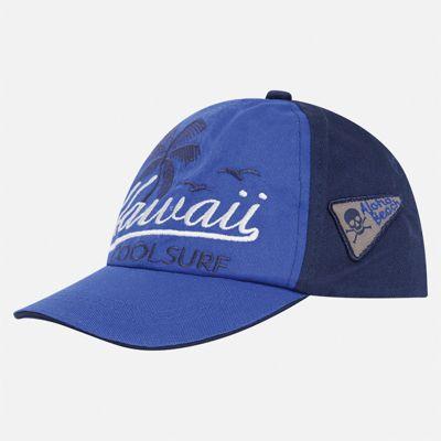 Кепка Mayoral для мальчика - синий