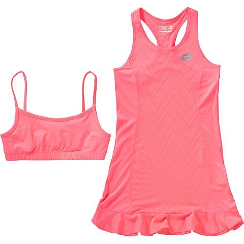 Kinder Tenniskleid NIXIA IV Gr. 146/152 Mädchen Kinder | 08059136659325