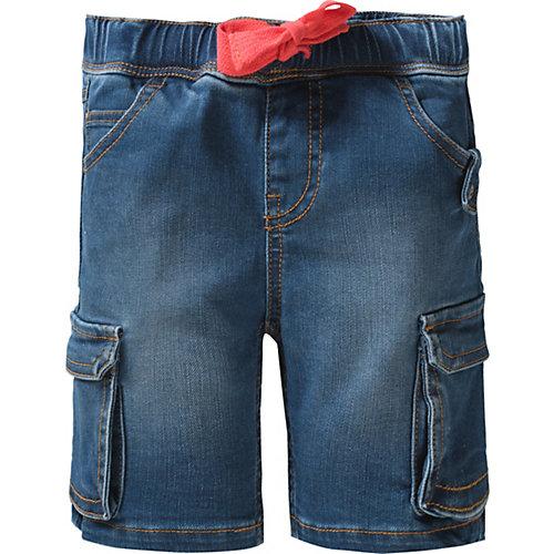 Jeansshorts Gr. 98/104 Jungen Kleinkinder | 03611652530110