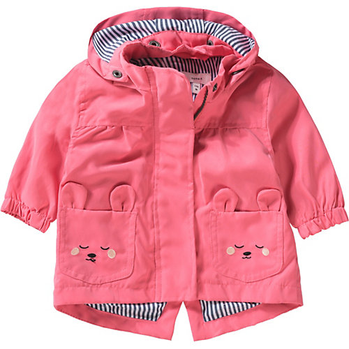 NAME IT Baby Parka NBFMILLE Gr. 80 Mädchen Baby | 05713721592871