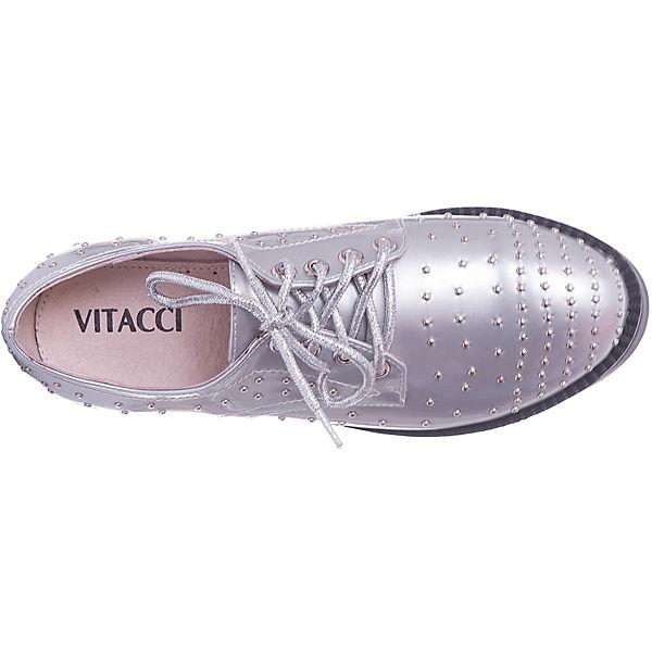 Полуботинки Vitacci для девочки