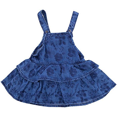 Сарафан iDO - голубой от iDO