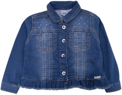 Куртка iDO для девочки - синий