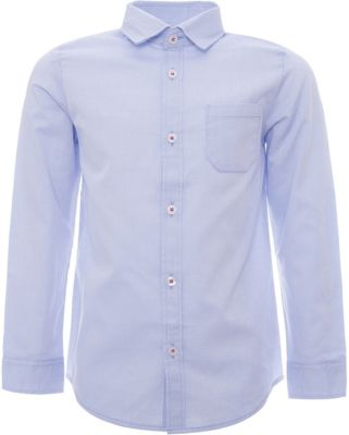 Рубашка iDO для мальчика - голубой