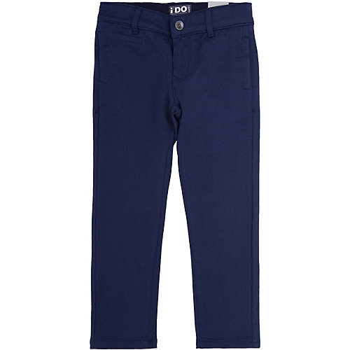 Брюки iDO - темно-синий от iDO