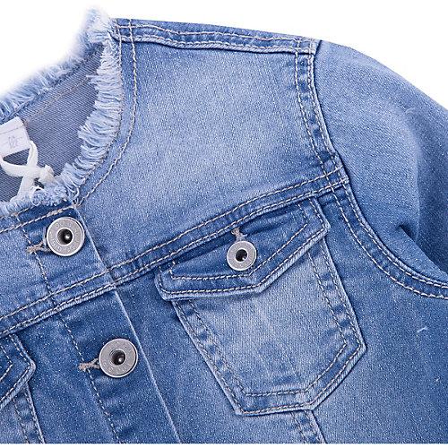 Джинсовая куртка iDO - синий от iDO