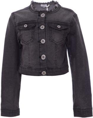 Куртка iDO для девочки - черный