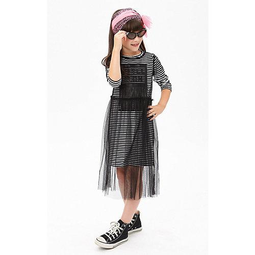 Платье iDO - черный от iDO