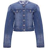 Джинсовая куртка iDO