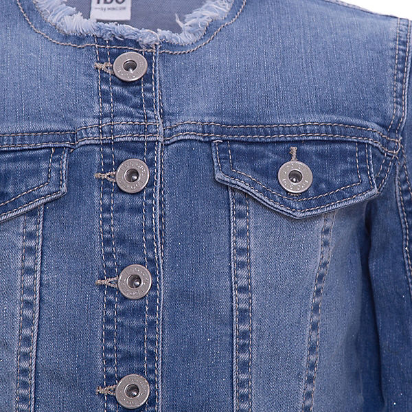 Куртка джинсовая iDO для девочки