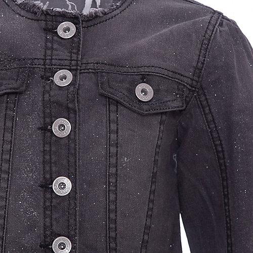 Джинсовая куртка iDO - черный от iDO
