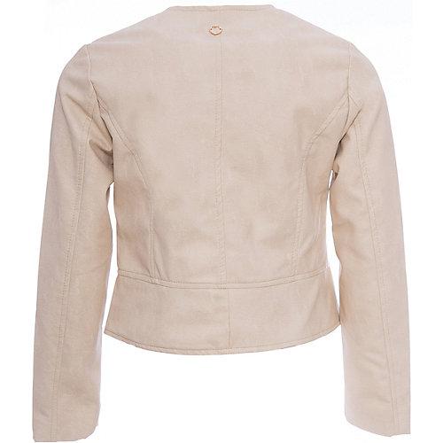 Кожаная куртка iDO - бежевый от iDO