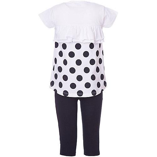 Комплект iDO: футболка, леггинсы - белый от iDO