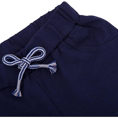 Комплект iDO: футболка, шорты - голубой от iDO