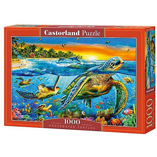 """Пазл Castorland """"Подводные черепахи"""" 1000 деталей от Castorland"""