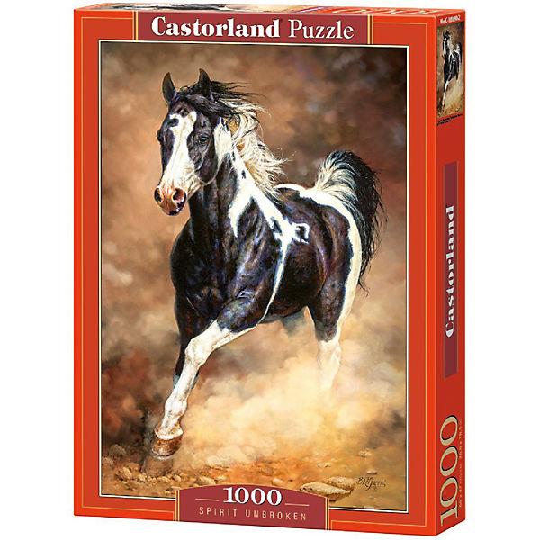 """Пазл Castorland """"Бегущая лошадь"""" 1000 деталей"""