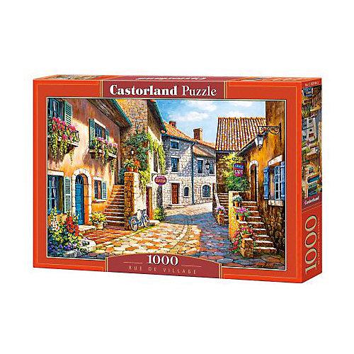 """Пазл Castorland """"Улица в цветах"""" 1000 деталей от Castorland"""