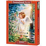 """Пазл Castorland """"Прикосновение Ангела"""" 1000 деталей"""