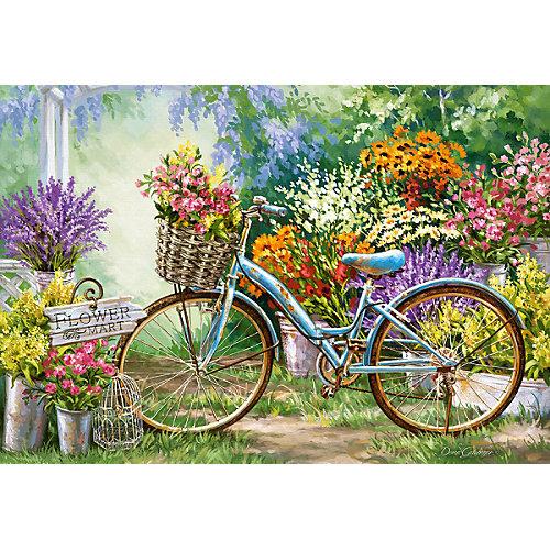"""Пазл Castorland """"Цветочный марш"""" 1000 деталей от Castorland"""