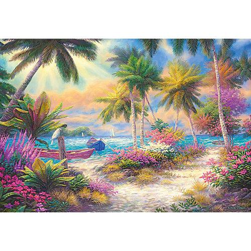 """Пазл Castorland """"Остров пальм"""" 1000 деталей от Castorland"""