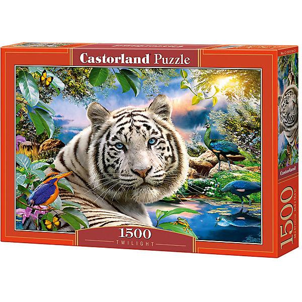 "Пазл Castorland ""Тигр"" 1500 деталей"