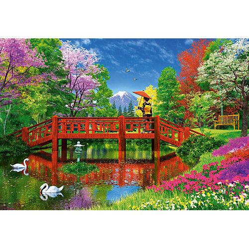 "Пазл Castorland ""Озеро Фуджи"" 1500 деталей от Castorland"