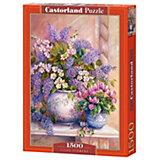 """Пазл Castorland """"Цветы сирени"""" 1500 деталей"""