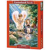 """Пазл Castorland """"Ангел с девочкой"""" 1500 деталей"""
