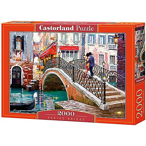 """Пазл Castorland """"Мост, Венеция"""" 2000 деталей от Castorland"""