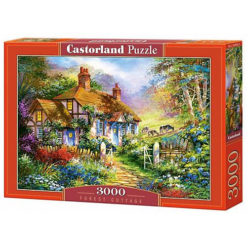 """Пазл Castorland """"Коттедж в лесу"""" 3000 деталей от Castorland"""