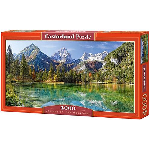 """Пазл Castorland """"Величие гор"""" 4000 деталей от Castorland"""