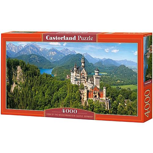 "Пазл Castorland ""Нойшванштайн"" 4000 деталей от Castorland"