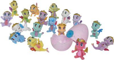 Film- & TV-Spielzeug Safiras IV Baby Pricess Figur im Ei Neu