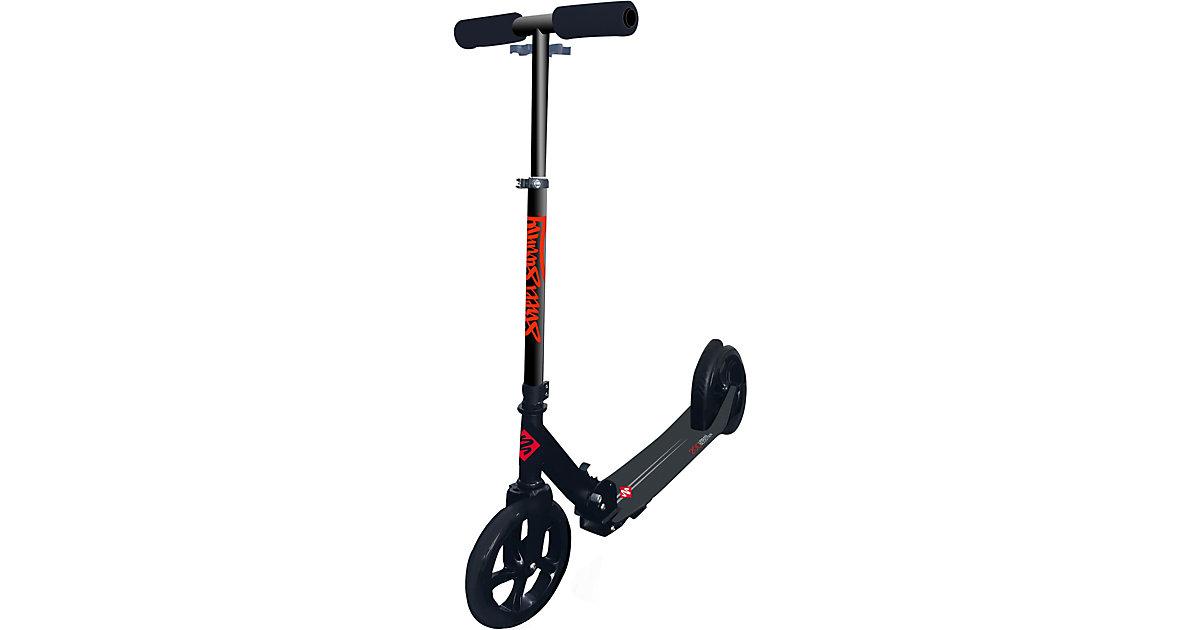 Scooter 200 Urban, schwarz-rot