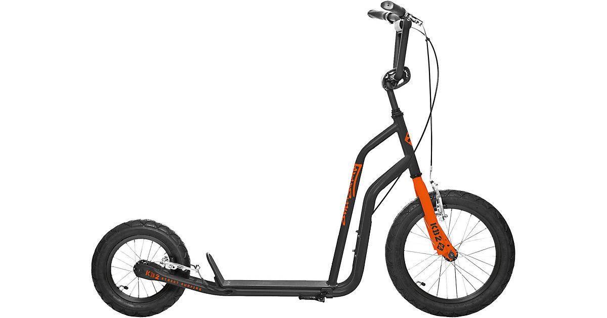 Roller K-Bike KB2, orange-schwarz