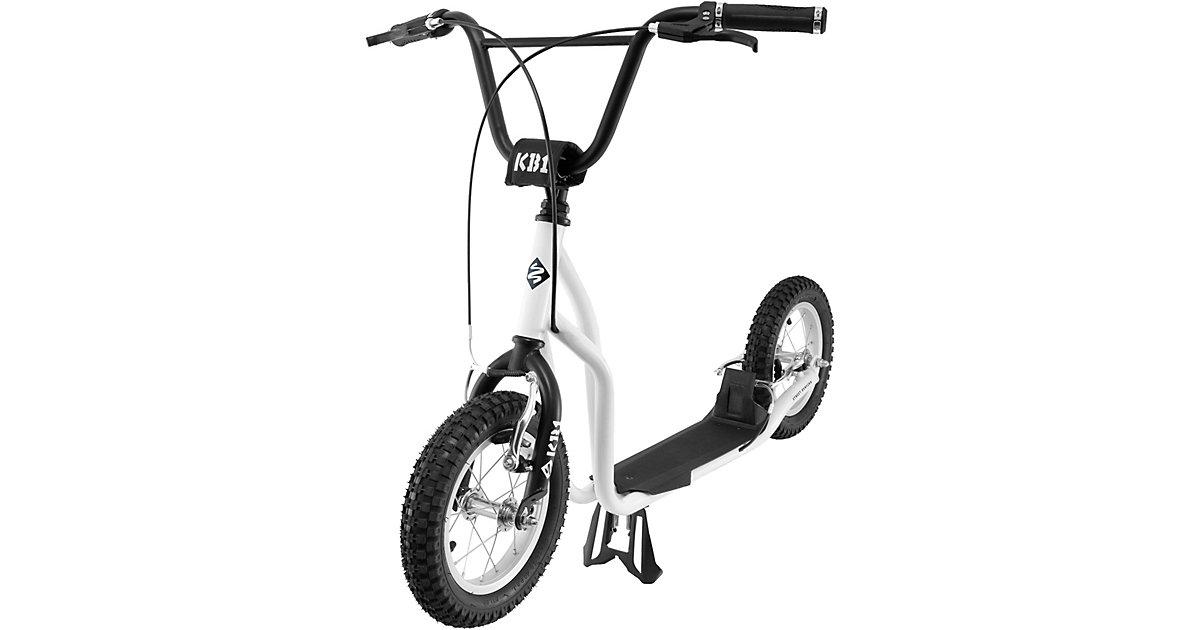 Roller K-Bike KB1, weiß-schwarz