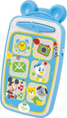 Simba Smart Phone ABC für Kleinkinder Qualität Babytelefon Spielzeughandy Neu