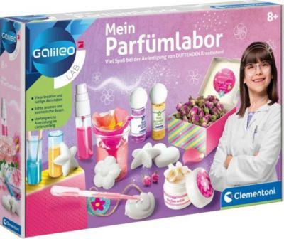 Galileo Mein Parfümlabor, Clementoni | myToys