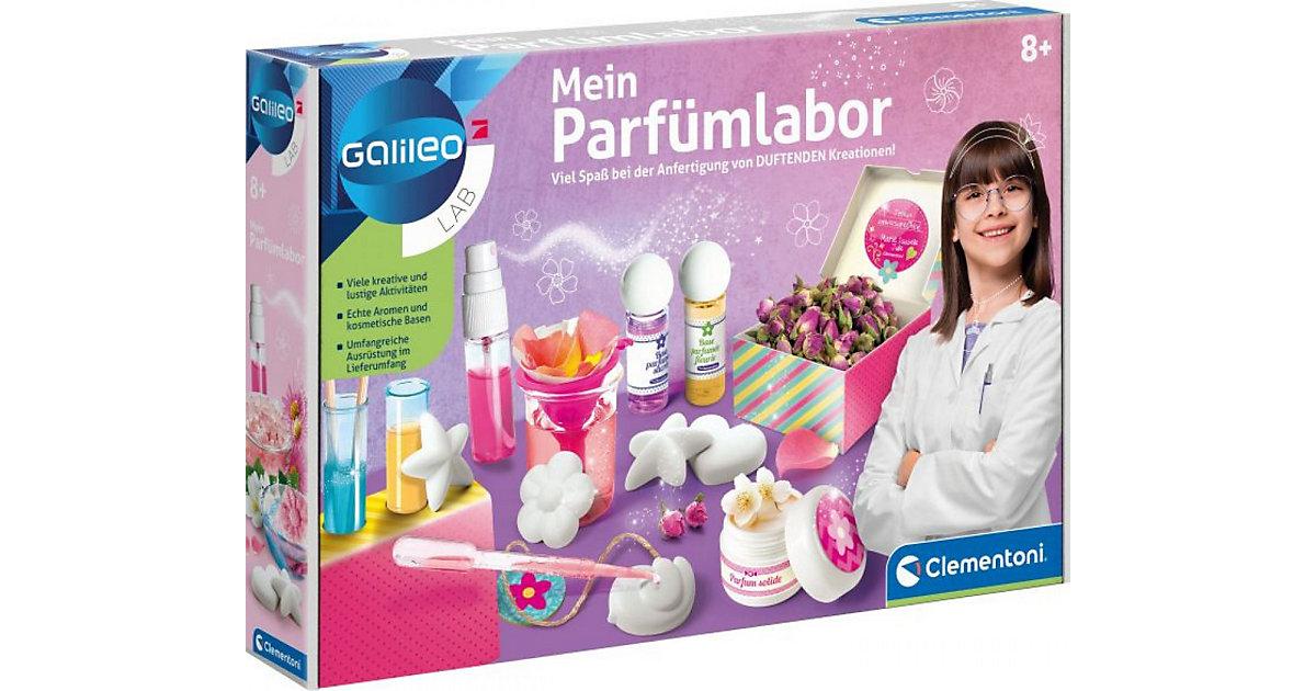 Clementoni · Galileo - Mein Parfümlabor